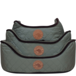 Country Pet Luxury Fleece Dog Bed