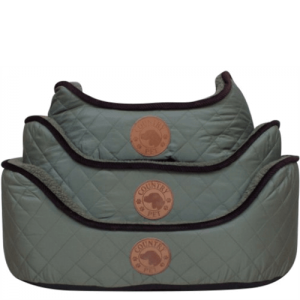 Country Pet Luxury Fleece Dog Bed
