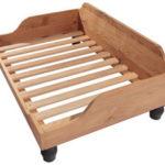 handmade-wooden-luxury-raised-dog-bed
