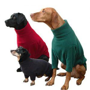 Hotterdog fleece dog jumper