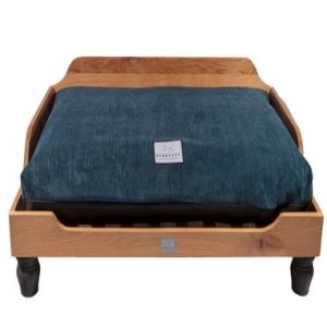 handmade Luxury dog bed