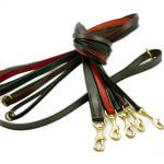 Custom Made Lead- Quality Leather Dog Leash
